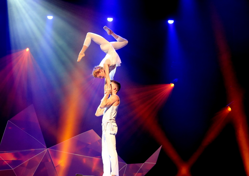 Wheel Sensation, Duo Acro (2)