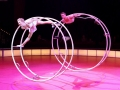 Wheel Sensation, duo circus show