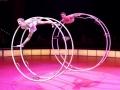 Wheel Sensation, duo circus show