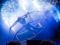 Wheel Sensation, fireworks, pyro