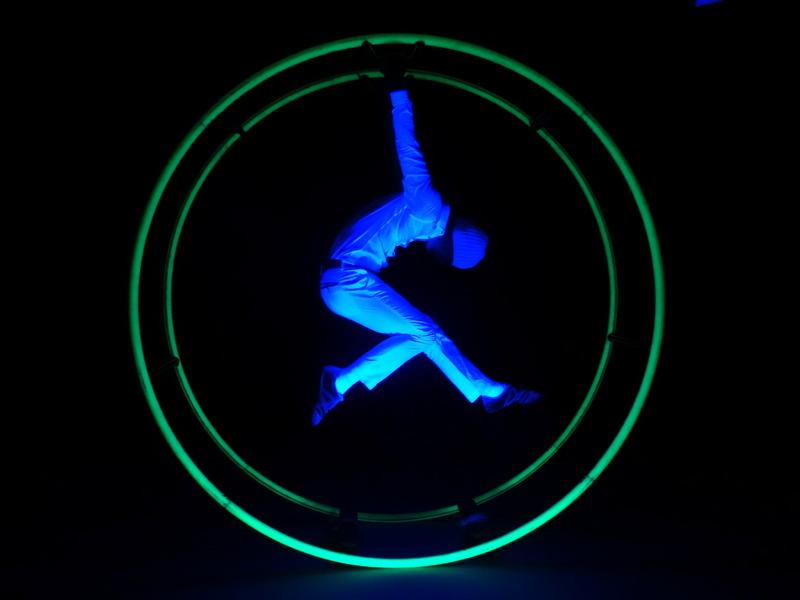 Wheel Sensation, Glow Wheel1